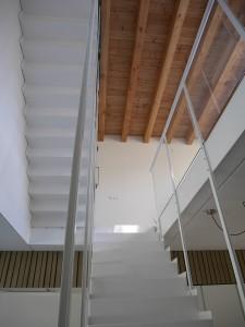 Trap onderzijde